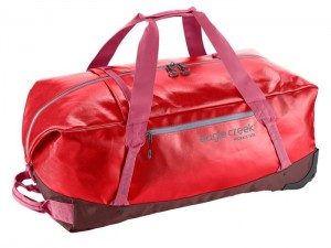 Eagle Creek Migrate Wheel Duffel 130L czerwona